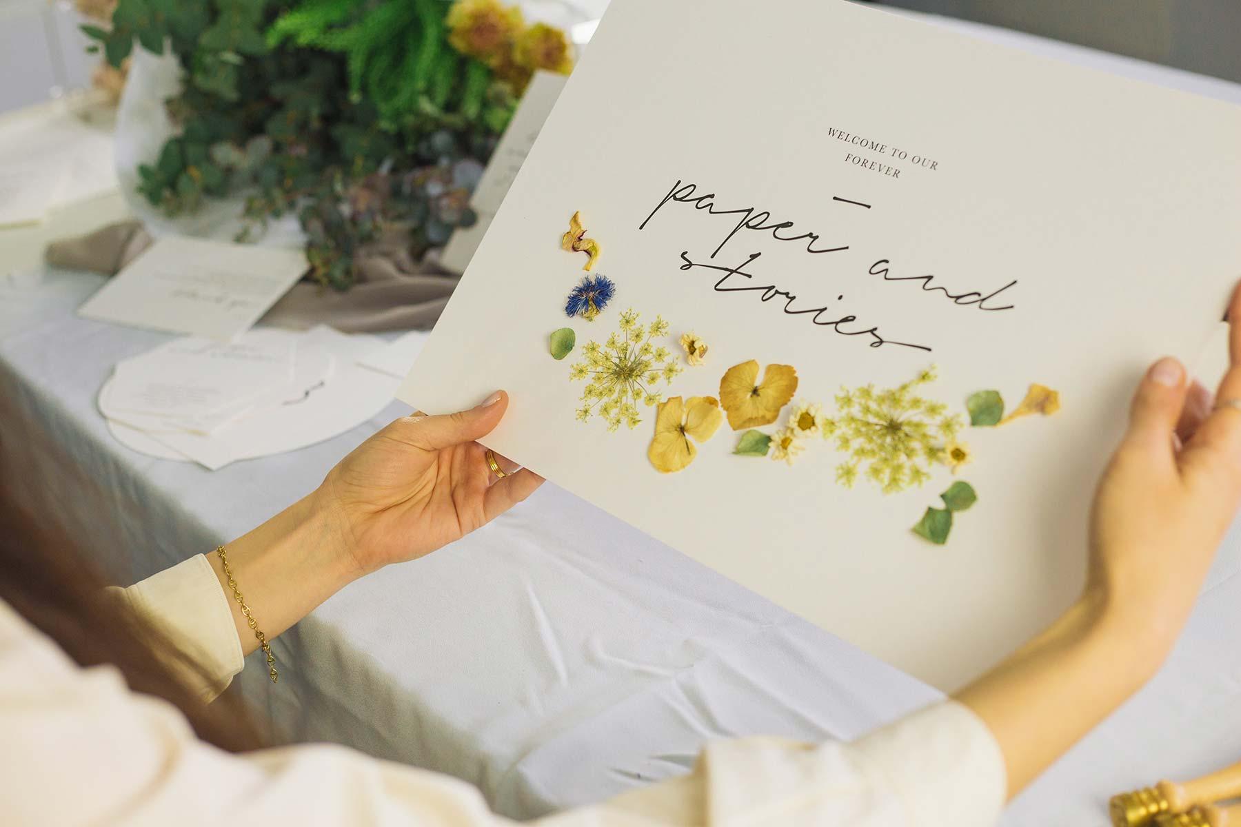 Partecipazioni Matrimonio Firenze.Papries Partecipazioni Matrimonio Primavera Firenze Papries