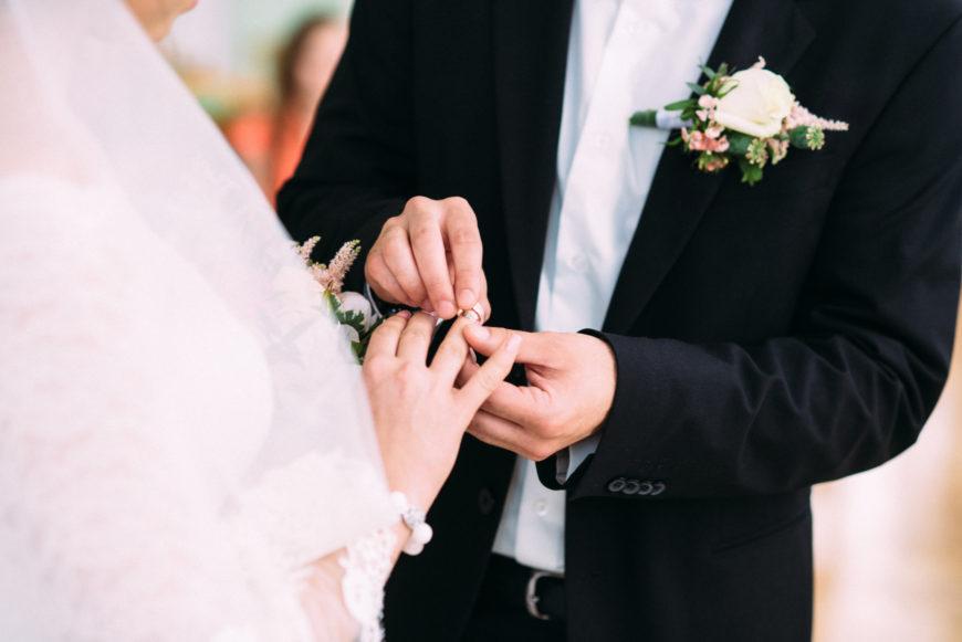 Le 10 tendenze per il tuo matrimonio nel 2019