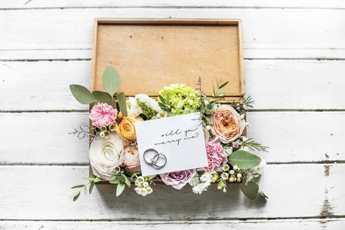 Le proposte di matrimonio più belle adatte ad ogni coppia